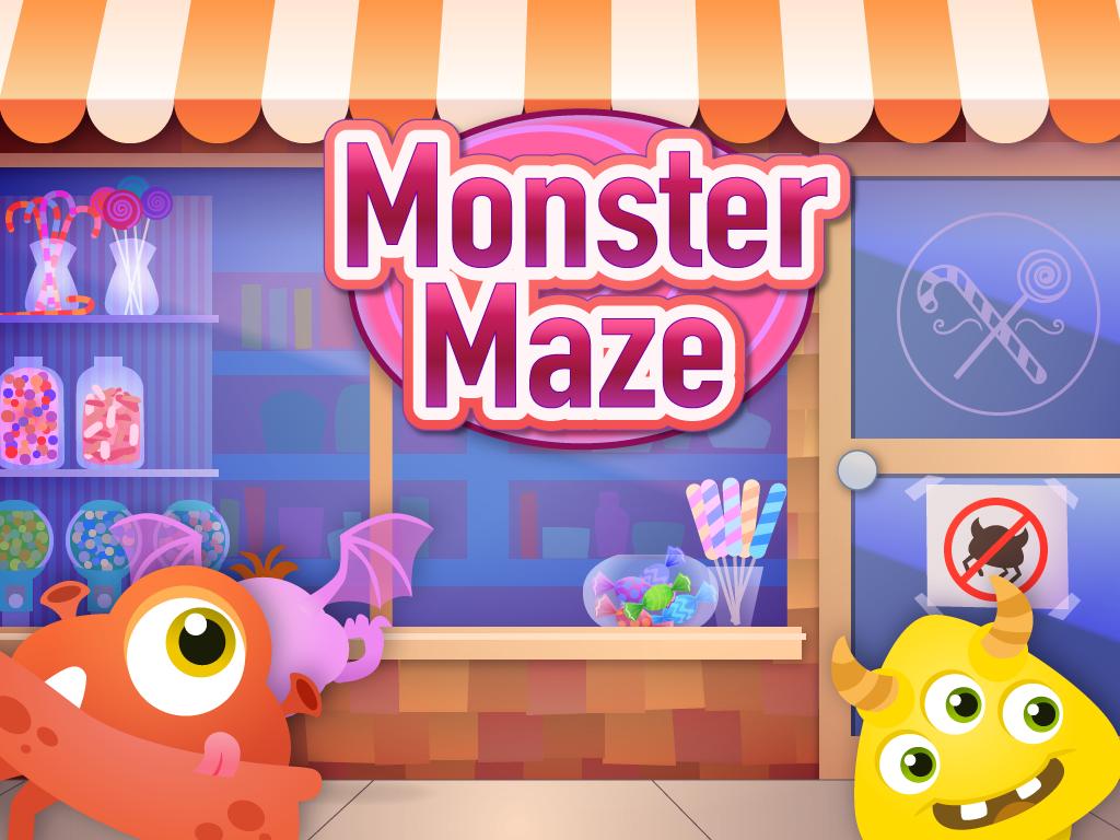 MonsterMazeAdvanced